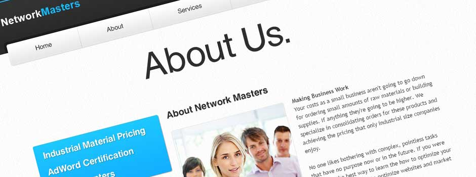 What is Network Masters
